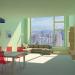modèle 3D Intérieur d'un appartement à New York - preview