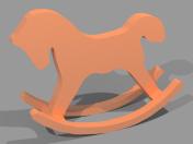 Figur Pferd