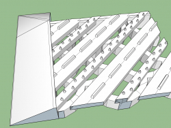 Килимове покриття ганку