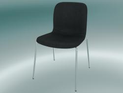 Chaise rembourrée à 4 pieds