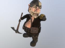 Mineur de gnome