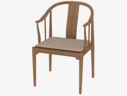 Chair with armrests China сhair