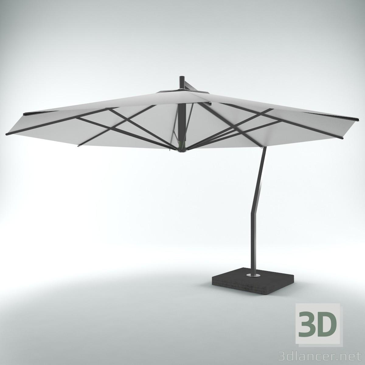 3D modeli Şemsiye - önizleme