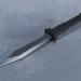 3d model knife - preview