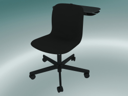 Chaise Learn avec table d'appoint