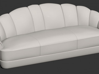 Novo sofá