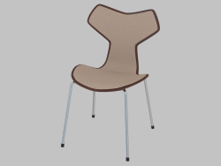 Chair with leather strap Grand Prix