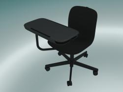 Chaise Learn avec table à l'avant