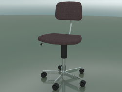 Fabric upholstered chair (2534-B)
