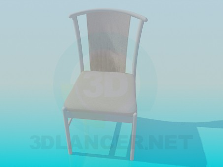 3d model Soft cyhair - preview