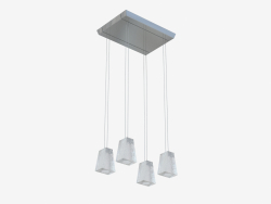 Ceiling lighting fixture D69 A07 00