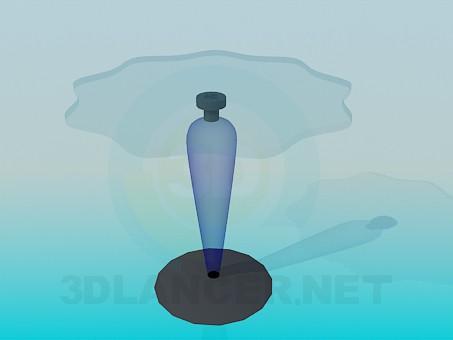 descarga gratuita de 3D modelado modelo Mesa sobre el tallo