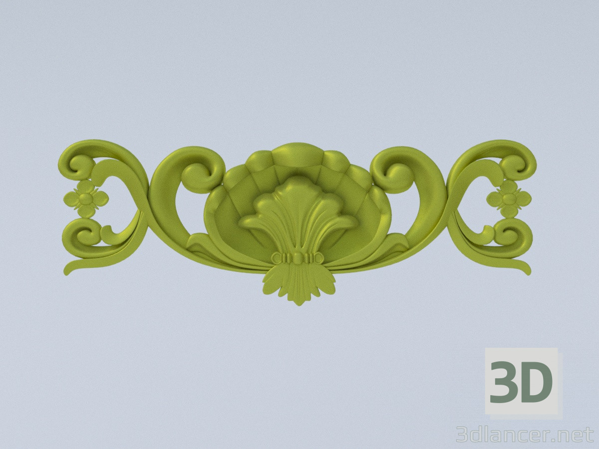 3d modeling Decor model free download