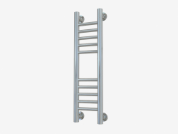 Bohemia heated towel rail + straight (600x150)
