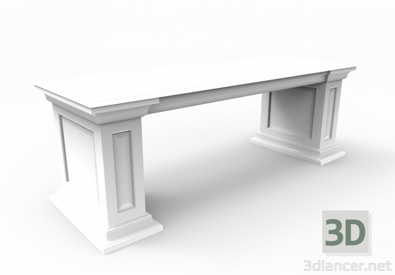 3d моделирование стол модель скачать бесплатно