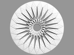 Розетка потолочная (Р36)