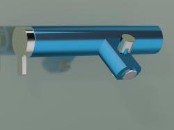 Miscelatore vasca Coloric con una maniglia (GB41219023 azzurro)