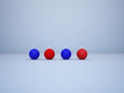 ёлочное украшение шарик
