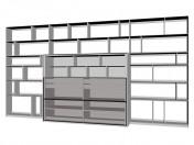 Меблі системи (стійку) FC0934