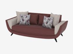 Sofa modern double