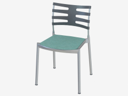 Chair with soft seat Ice