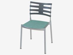 मुलायम सीट बर्फ के साथ कुर्सी