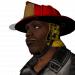 modello 3D di Fireman diego comprare - rendering