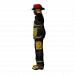 3d Fireman diego model buy - render