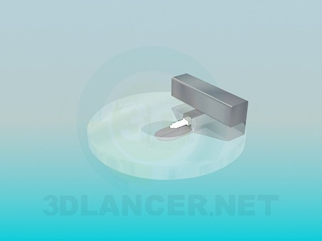 3d model Light spot - preview