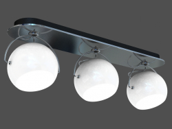 Wall lamp with ceiling D57 G31 01