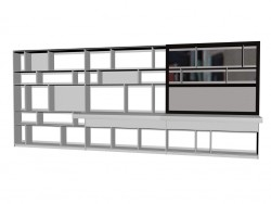 Furniture system (rack) FC0936
