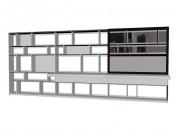 Furniture system (rack) FC0936