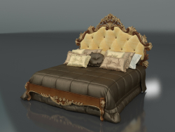 Double bed (art. 13201)
