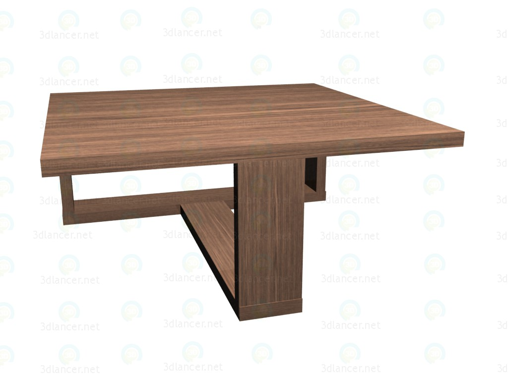 3d model coffee table vox collection inbox download for free for Coffee table 3d model