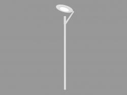 स्ट्रीट लैंप MINISLOT AVANT-GARDE ASYMMETRIC (S3954 + S2846)