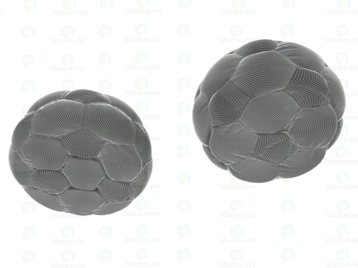 Bolso de silla de fútbol 3D modelo Compro - render