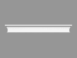 फ्रंटॉन डी 401 (127.5 x 14.5 x 5.5 सेमी)