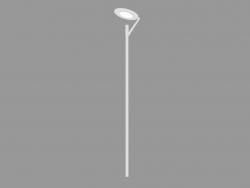 Street lamp MINISLOT AVANT-GARDE ASYMMETRIC (S3954 + S2848)