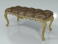 Bedside bench (art. 13522)