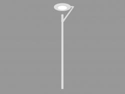 Street lamp MINISLOT AVANT-GARDE SYMMETRIC (S3963 + S2846)