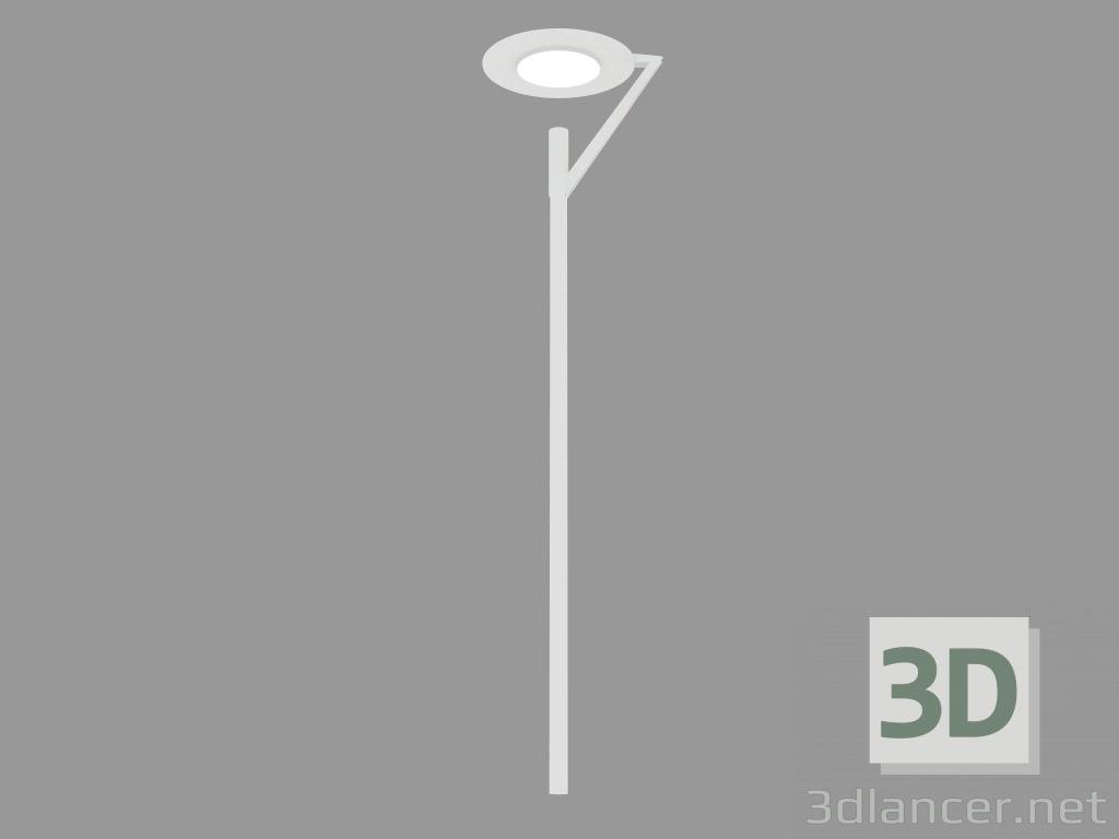3 डी मॉडल स्ट्रीट लैंप MINISLOT AVANT-GARDE SYMMETRIC (S3963 + S2846) - पूर्वावलोकन