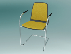 Chair for visitors (K31V1 2P)