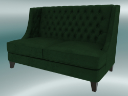 Sofa Fortune (Verde scuro)