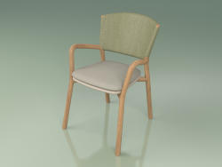 Chair 061 (Olive, Polyurethane Resin Mole)