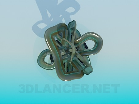 3d модель Сувенир – превью