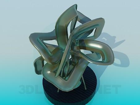 modelo 3D Recuerdo - escuchar