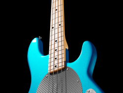 Basse, guitare électrique