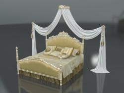 Double bed (art. 14214)