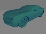 Ford GT40 - Printable toy