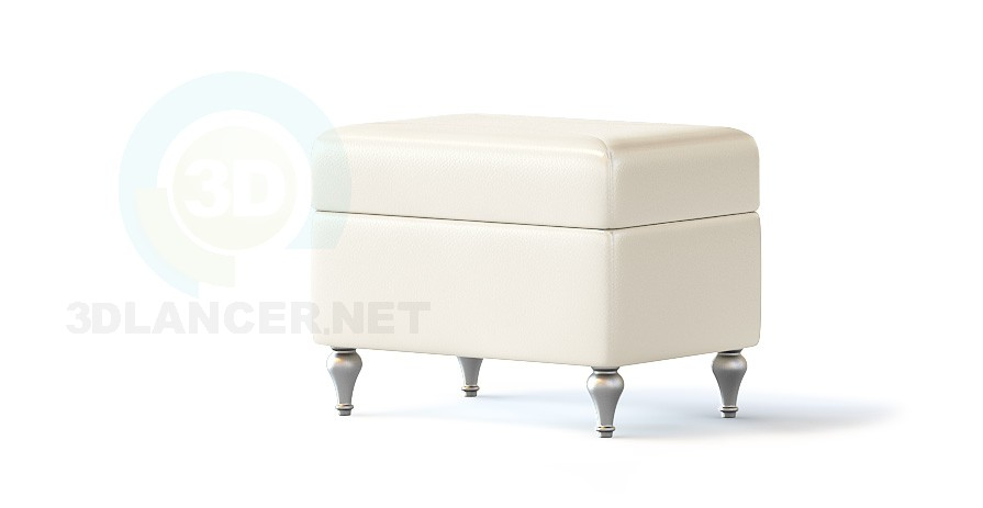 3d model Banquette Krit - preview